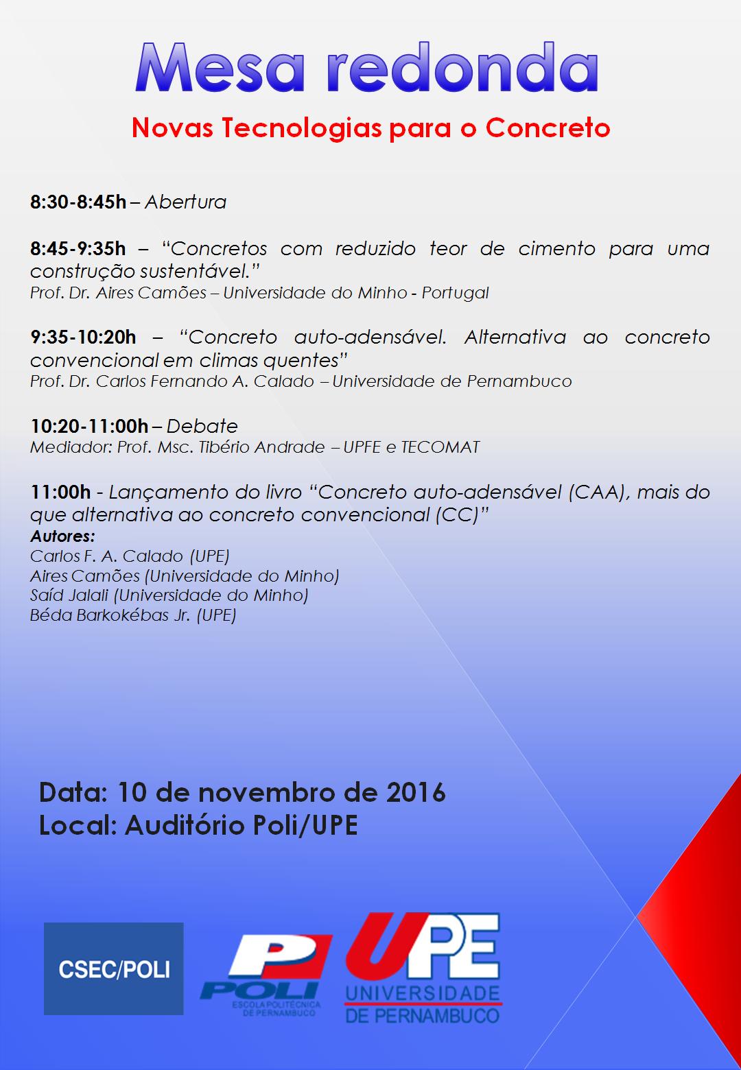 Folder Mesa Redonda -10.11.2016
